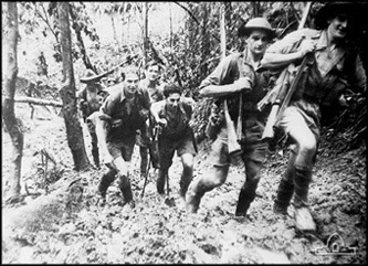 my fight in the kokoda campaign as an australian infantry soldier Papua new guinean stories of the kokoda campaign voices from the war – papua new guinean stories of the carriers was recognised by australian soldier.
